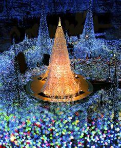 Christmas in Caretta Shiodome, Tokyo