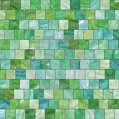I'm so feeling mosaic tile lately. Want this in my kitchen, but in reds, browns, and ruddy oranges.