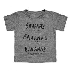 Banana T-Shirt by Kid + Kind