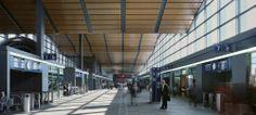 Basilea Station / Cruz y Ortiz Arquitectos