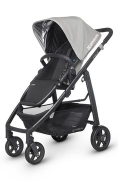 UPPAbaby 2015 CRUZ - Black Frame Stroller available at #Nordstrom