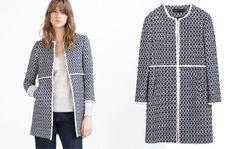 Deze jas van Zara heeft zijn eigen Instagramprofiel - Het Nieuwsblad: http://www.nieuwsblad.be/cnt/dmf20160929_02492281