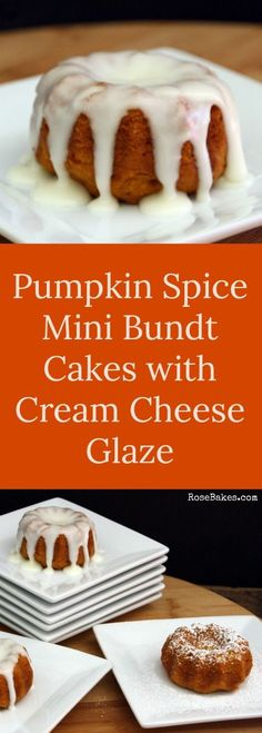 Pumpkin Spice Mini B