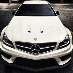 This is one MEAN machine! | Mercedes-Benz AMG