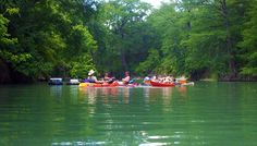 Where to Go Tubing in The Hill Country! On a hot Texas day, many natives flock to the local, slow-flowing rivers to relax in the cool water. Tubing is one of the most popular types of water recreation in the Hill Country. You just need an inner tube, some cold drinks, and a few friends. Please remember glass and Styrofoam are illegal on all Texas waterways, and contact your local tubing outfitters to check on local conditions before you set out.