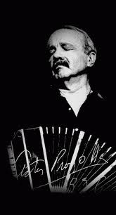 "Astor Piazzolla - his music isn't as pipar as it deserves to be! His tango infused compositions are exhilarating! My favorite, though, is ""Oblivion""."