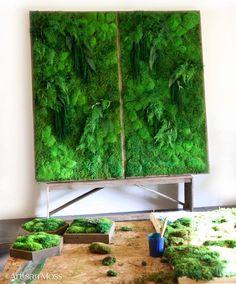 Les-tableaux-de-vegetations-vivantes-de-Erin-Kinsey-7 Les tableaux de végétations vivantes de Erin Kinsey