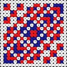 Hama bead design - Villi.Ingi