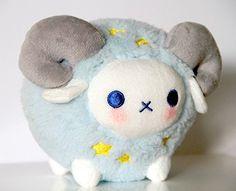 ❤ Blippo.com Kawaii Shop ❤ — arupacasso:     Solram Dream Sheep Plush Toy
