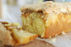 Apple Tea Cake - TeaCakeCafe