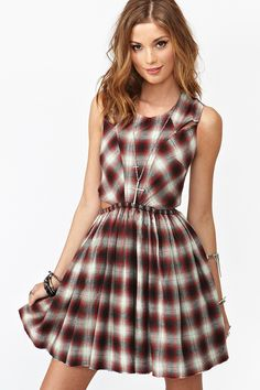 I'm in love with the Kickflip Dress from Nasty Gal.