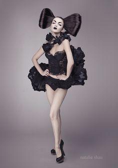 Black Rose by Natalie Shau, via 500px