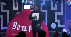 """YG Performs """"My Ni**a"""" & """"Who Do You Love/I Just Wanna Party"""" On Jimmy Kimmel (video) : Old School Hip Hop Radio Station, Online Radio Station, News And Gossip"""