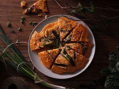 韓式香蔥煎餅