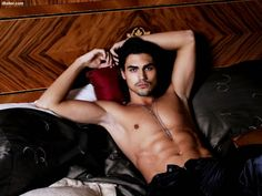 Hunky. Recently discovered this is Romanian model Andrei Andrei.