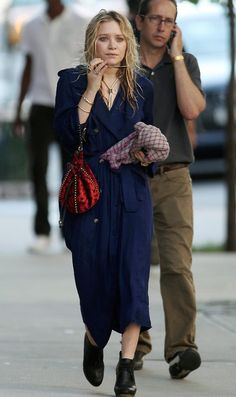 Coat dress are the best. And I want a little bohemian embroidered bag too! She has it all.