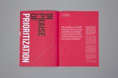 99U Quarterly Magazine :: Issue No.2 on Behance