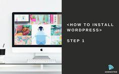 Create a WordPress Website - Customise your Divi Theme Create Wordpress Website, Own Website, Website Themes, Wordpress Theme, Create Yourself, Learning, Watch Video, Menu