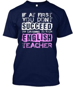 1af38728 If At First You Don't Succeed Try Listening To Your English Teacher Last Day