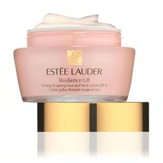 Estee Lauder Resilience Lift Firming/Sculpting Face and Neck Crème SPF... (8935 RSD) ❤ liked on Polyvore featuring beauty products, skincare, face care, beauty, estée lauder, estee lauder skincare and estee lauder skin care