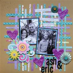 Best Pictures creative weaving patterns Ideas 26 Brilliant Image of Scrapbook Page Ideas For Couples . Scrapbook Page Ideas For Couples 33 Creati Mini Album Scrapbook, Scrapbook Bebe, Couple Scrapbook, Scrapbook Designs, Wedding Scrapbook, Scrapbook Sketches, Scrapbook Page Layouts, Scrapbook Paper Crafts, Scrapbook Cards