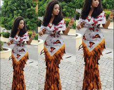 Creative And unique Ankara Styles For Fashionable and Happening ladies African Inspired Fashion, Latest African Fashion Dresses, African Print Dresses, African Print Fashion, Africa Fashion, African Wear, African Attire, African Dress, Women's Fashion Dresses