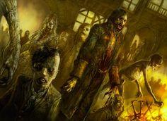 Unbreathing Horde || Dave Kendall (Innistrad)