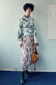 See By Chloe Fall  Ready To Wear Collection Photos Vogue High Fashion