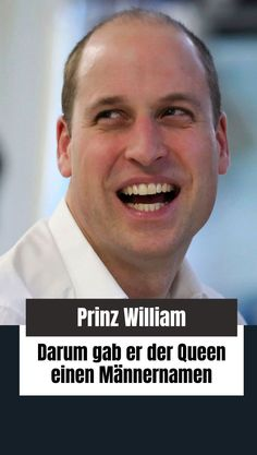 Als Kind hatte Prinz William einen ungewöhnlichen Spitzname für Queen Elizabeth. ADELSWELT verrät, wieso der Royal seiner Großmutter einen Männernamen gab.