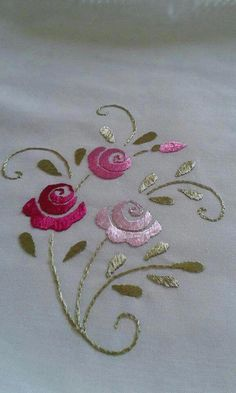 Embroidery On Kurtis Embroidery Neck Designs Zardozi Embroidery Embroidery On Clothes Embroidery Motifs Embroidery Stitches Tutorial Beaded Embroidery Freehand Machine Embroidery Sewing Pants Brazilian Embroidery Stitches, Freehand Machine Embroidery, Hand Embroidery Videos, Embroidery Stitches Tutorial, Embroidery Works, Simple Embroidery, Machine Embroidery Designs, Embroidery Supplies, Floral Embroidery Patterns