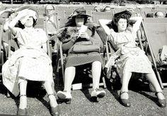 London - Heatwave in 1952.