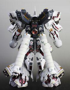 模型作品 MG 1/100 Saza...