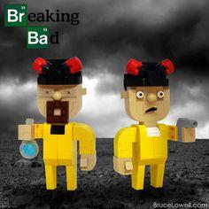 Bricking Bad by bruceywan, via Flickr
