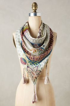 at anthropologie Wetheral Silk Scarf Clothing Co, Piece Of Clothing, Silk  Shawl, Silk 75aa75efbff