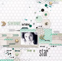 I {lowe} SCTAP :: 'VIVD' & 'TIs The Season' :: tutorial :: layout in 11 steps by Ibisek