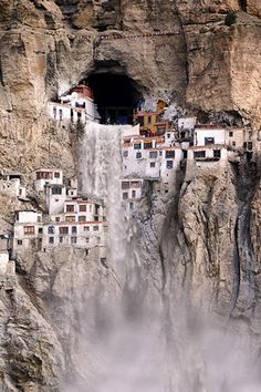 Phuktal Monastery, India