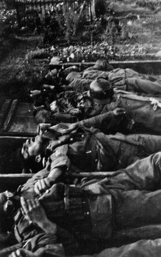 Germany launches Operation Barbarossa—the invasion of Russia