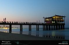 photo gallery l moyo ushaka pier bar l our restaurants l taste it l moyo - modern sophisticated african Durban South Africa, Visit South Africa, South America Continent, South American Countries, Heaven On Earth, Cape Town, Continents, Places To Go, Photo Galleries