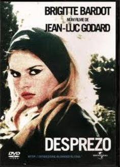 O Desprezo - Poster