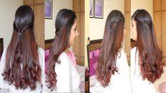 4 Simple & Easy DIY Hairstyles | Hairstyle Tutorial
