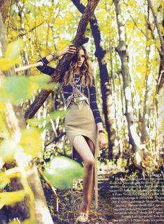 #boho #hippie #style....dress is awesome