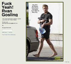 Ryan Gosling | Know Your Meme
