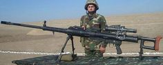 The Istiglal Anti-Material Rifle (also known as the Istiglal) is a recoil-operated, semi-automatic anti-material sniper rifle developed by the Azerbaijani Defense Industry. The name Istiglal means Independence in Azerbaijani.
