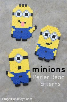 Minion Makes #DIY #Minions