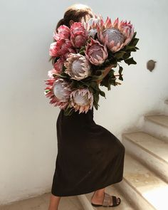 Wedding Bouquets, Wedding Flowers, King Protea, Popular Flowers, Centerpieces, Floral Wreath, Wedding Inspiration, Delivery, Wreaths