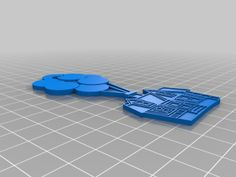House in the Sky by ibudmen - Thingiverse