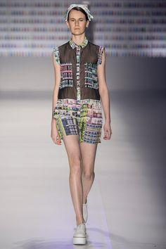 Ellus 2nd Floor Spring/Summer 2013-14 Fashion Rio