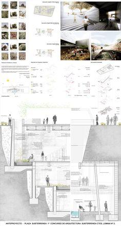 Jardín Botánico de Calama, Primer Lugar en Concurso de Arquitectura Subterránea…