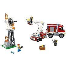 """LEGO City - Camião dos Bombeiros Polivalente - 60111 - LEGO - Toys""""R""""Us"""
