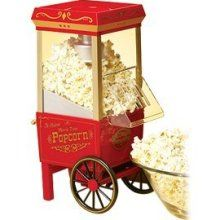 Popcorn maker for carnival shower